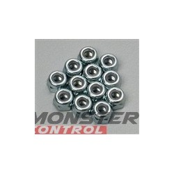 Traxxas Nylon Locking Nuts 3MM (12)