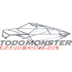 Hard Body'z Jato Roll Cage Chrome
