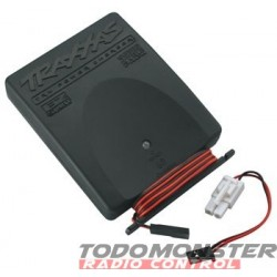 Traxxas Receiver Power Charger Revo Peak Detection